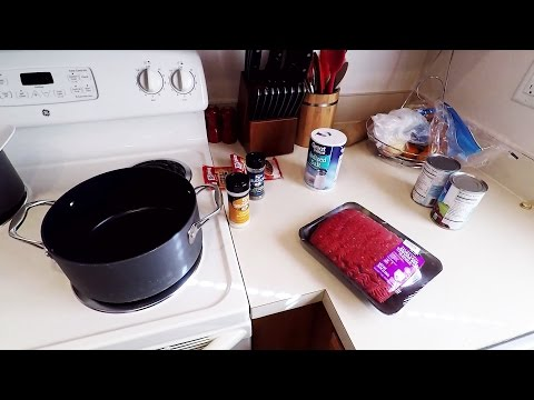 Cooking with Angel