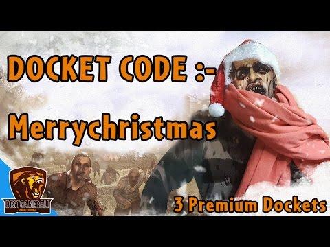 Dying Light New Docket Code 2017 Youtube