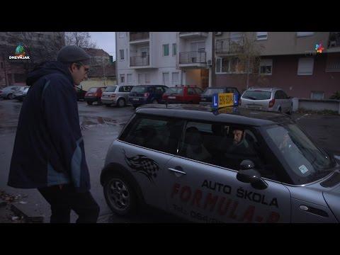 DNEVNJAK - Instruktor vožnje