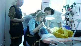 Обучение татуажу (перманентному макияжу) в Казани