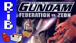 "Mobile Suit Gundam: Federation vs. Zeon - ""The Good Guys Win!"" - Run it Back!"