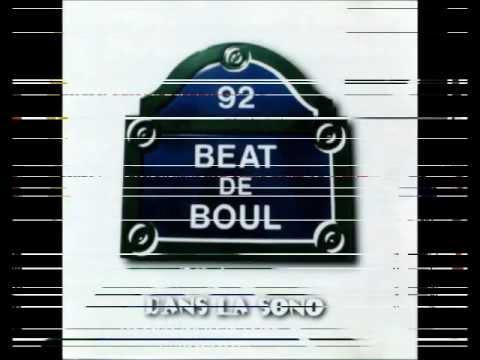 Beat de Boul - DANS LA SONO