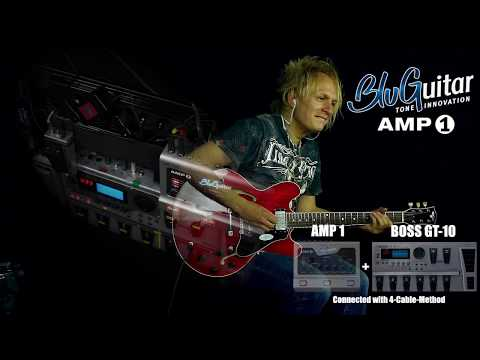 BluGuitar Academy of Tone: 4-Cable-Method featuring Gundy Keller#4 Trenchtown
