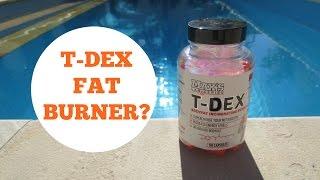 t dex fat burner review