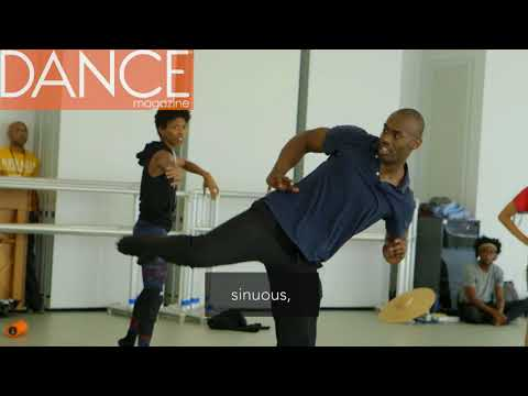 Jamar Roberts' Creates a New Work For Ailey | WWW | Dance Magazine