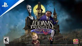 The Addams Family: Mansion Mayhem - Launch Trailer | PS4