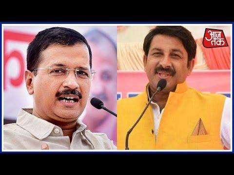 Kejriwal Is A Dictator Says Manoj Tiwari