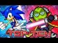 Top Ten Sonic Games