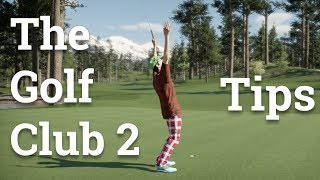 The Golf Club 2 - Basic Swing Technique Tips