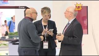 видео Начал работу Международный инвестиционный форум «Сочи-2014»