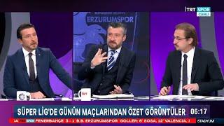 STADYUM | Fenerbahçe-BB Erzurumspor: 3-1 | Maç sonu yorumları, Jose Sosa, Ozan T