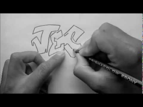 Dibujo Graffiti Jesus Dirty Vibe Skrillex  YouTube