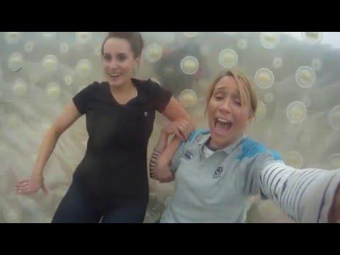 Cat & Avril's Haggis Combo Experience at Rolling Haggis