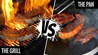 GRILL vs PAN! Who sears the best sous vide steak? - Series E5