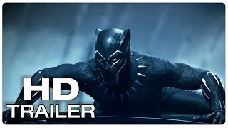 BLACK PANTHER Superbowl Trailer (New Movie Trailer 2018) Marvel Superhero Movie HD