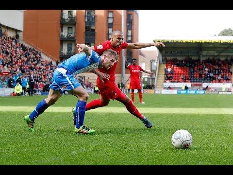 GOALS: Leyton Orient 1-2 Hartlepool United