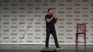 John Barrowman Q&A Panel at Megacon