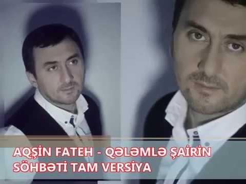 Aqsin Fateh - Qelem Dini Sheir Tam Versiye 2017 Kanal ON4
