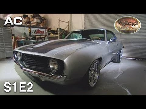 Wrecks to Riches | S01E02 | Christine Camaro
