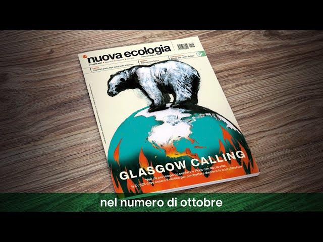 La nuova Ecologia, il numero di ottobre 2021