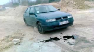 Keep On toledo ! Rajd Driving in polic !! SKURWYSYNU BLAUUU