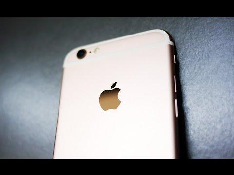 Обзор Apple iPhone 6s (review)