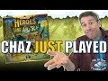 Heroes Of Land, Air & Sea - Chaz Just Played & Reviews