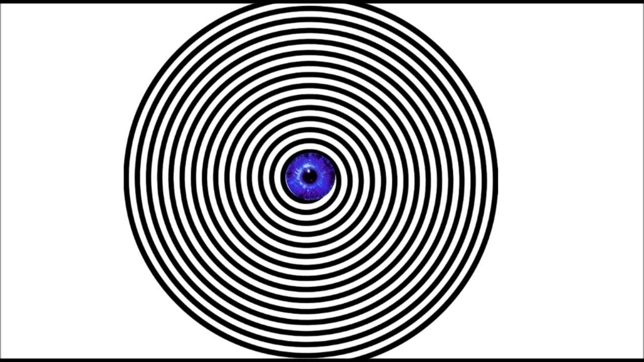 Change The Color Of The Eyes To Blue  Blue Eyes  Hypnosis