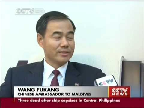 Exclusive interview with Chinese ambassador to Maldives