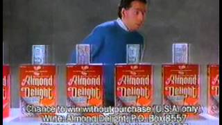 80's Ads: Almond Delight Cereal Free Cash Promo