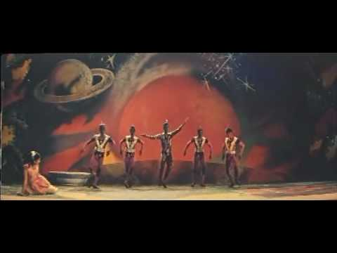 Space Love - ballet from 1968 USSR