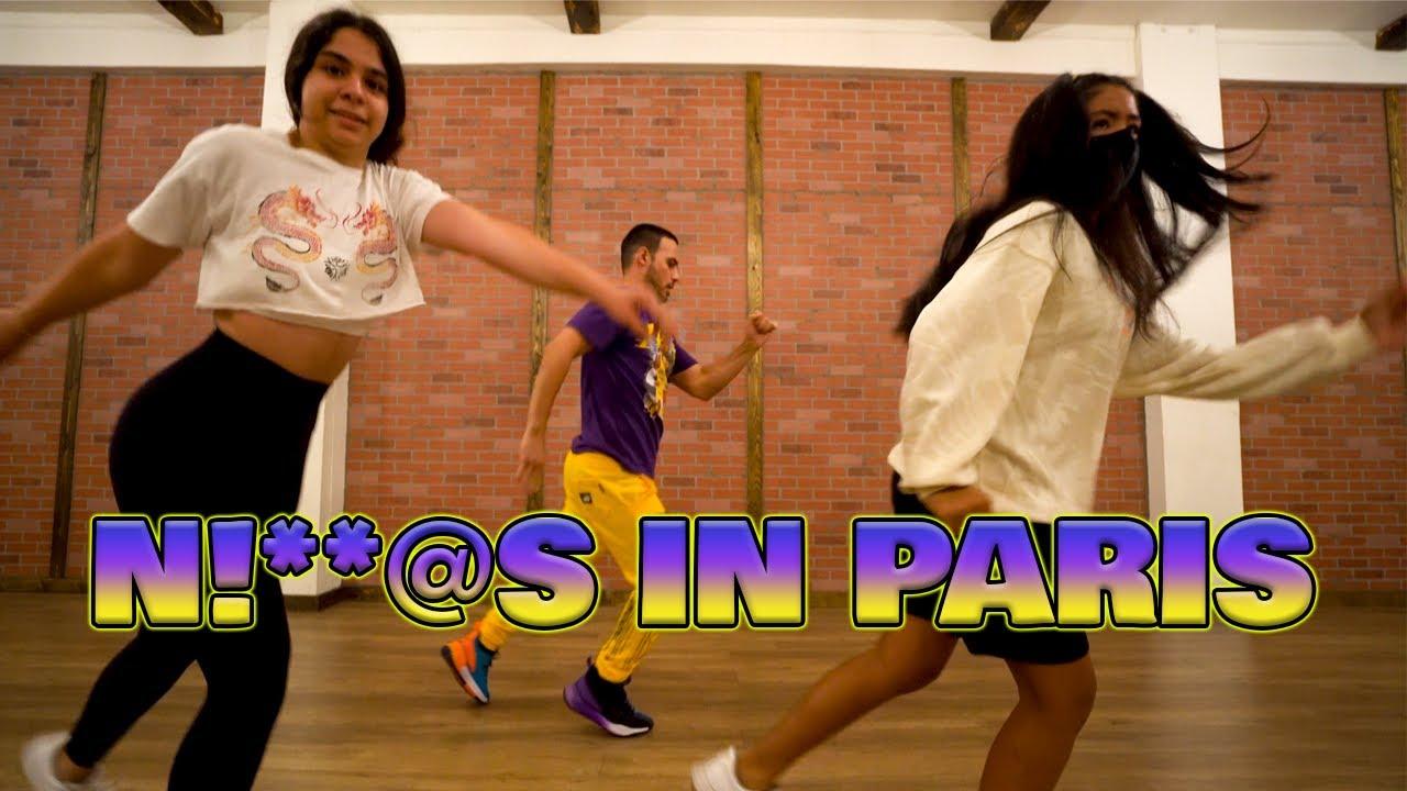 Jay-Z & Kanye West - Ni**as in Paris (Dance Class Video) Choreography | MihranTV @MIHRANKSTUDIOS