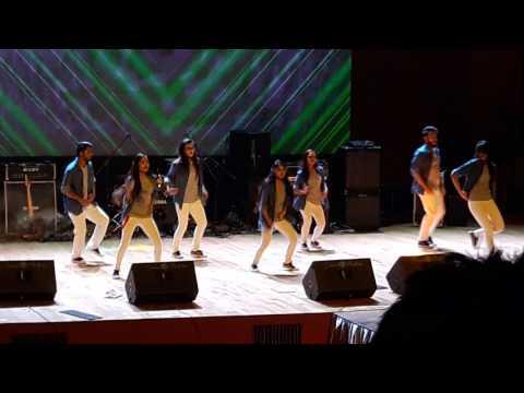 Wow performance(shape of you) of NSU pharma fest