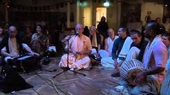 Kirtan - BB Govinda Swami - Friday 18 July 2014