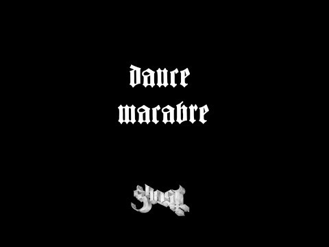 Ghost  Dance Macabre Instagram Story Music