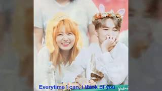 BTS JIMIN X RED VELVET SEULGI (SEULMIN) || I Only Can See You FMV ♡
