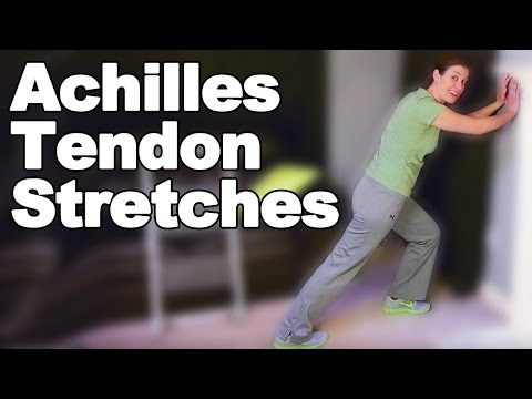 Achilles Tendon Stretches Ask Doctor Jo