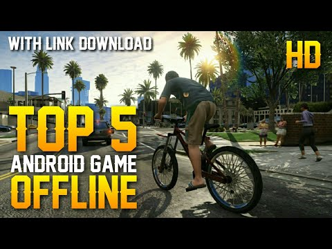 Top 5 Android Offline Game Hd Like Gta V Download Video