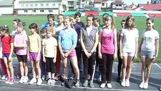 У Коломиї відбулися змагання з легкої атлетики