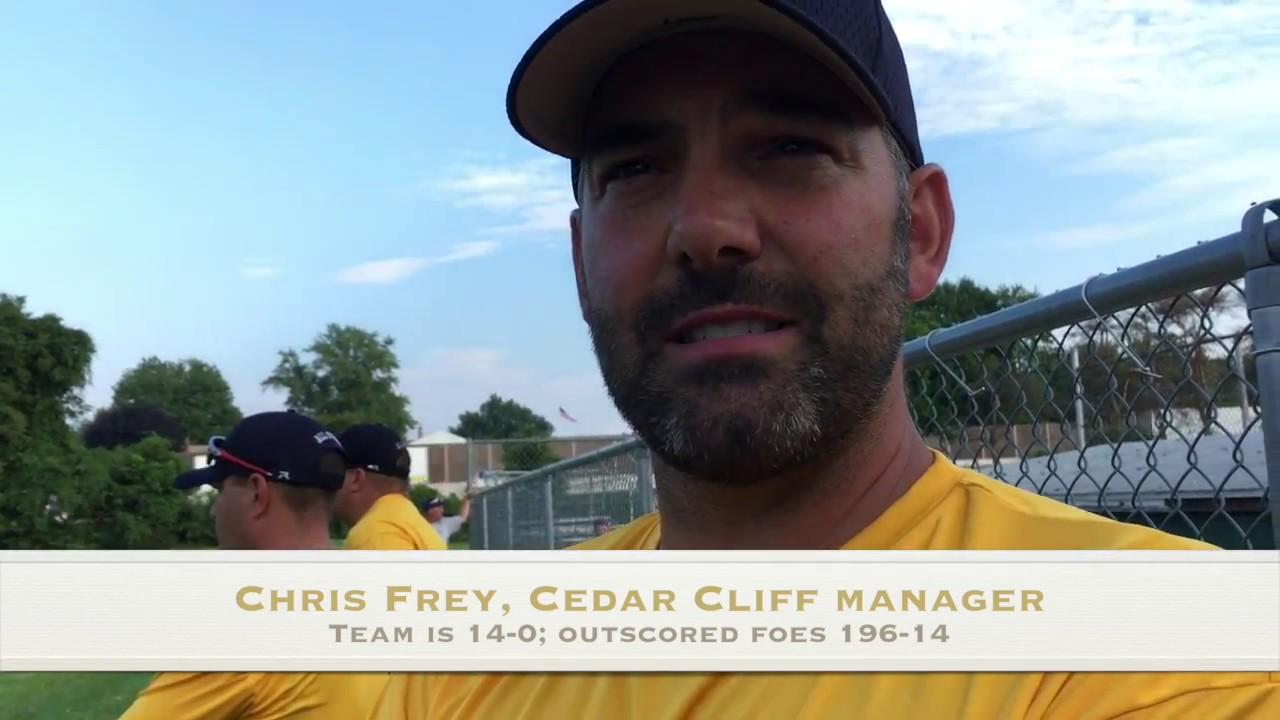 Cedar Cliff 12U readies for Cal Ripken Major/60 World Series