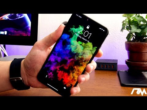 How To Use ANIMATED LIVE WALLPAPERS On iOS 12 - iPhone & iPad