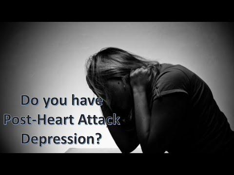 Got Post Heart Attack Depression?