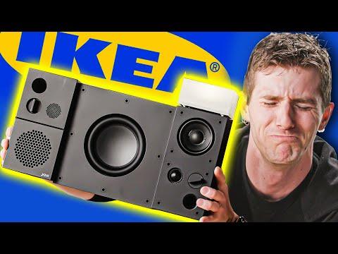 IKEA gone WILD - Bluetooth Party Speaker