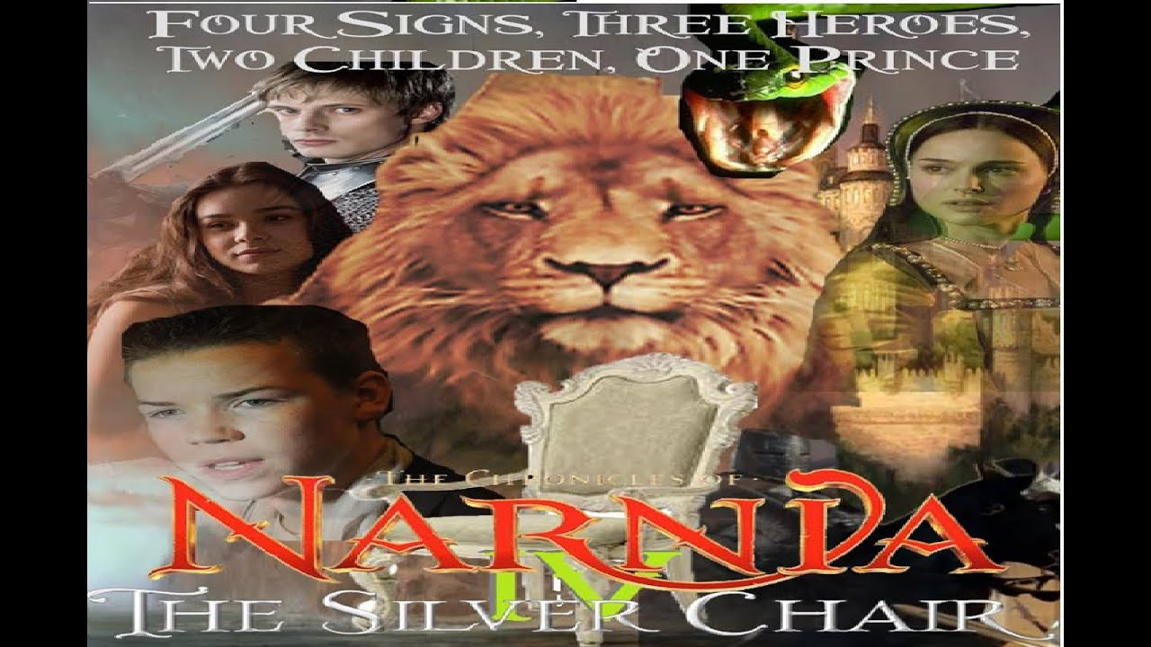 The Chronicles Of Narnia Silver Chair Cover Express Ann Arbor Trailer Youtube