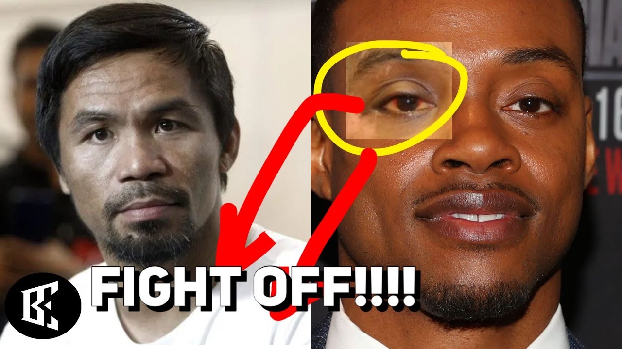BOXING News: Errol Spence commented on the rejection of the fight with Manny Pacquiao
