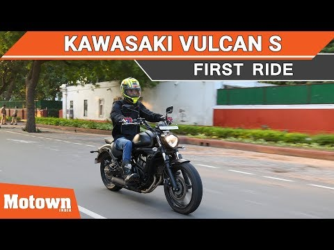 Kawasaki Vulcan S | First Ride Review
