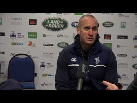 Richard Hodges - Ospreys Reaction