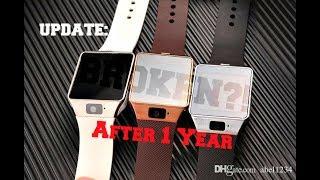 The DZ09 Bluetooth Smartwatch After 1 Year! (Final Verdict)