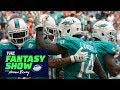 Which Dolphins receivers should start this week? | The Fantasy Show | ESPN