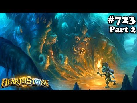 Hearthstone Quest Rogue S37 Parte 2 Standard #723 - Ladino Missão Un'Goro